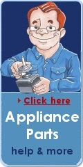 Your mother called and said to tell you to buy you appliance parts here!