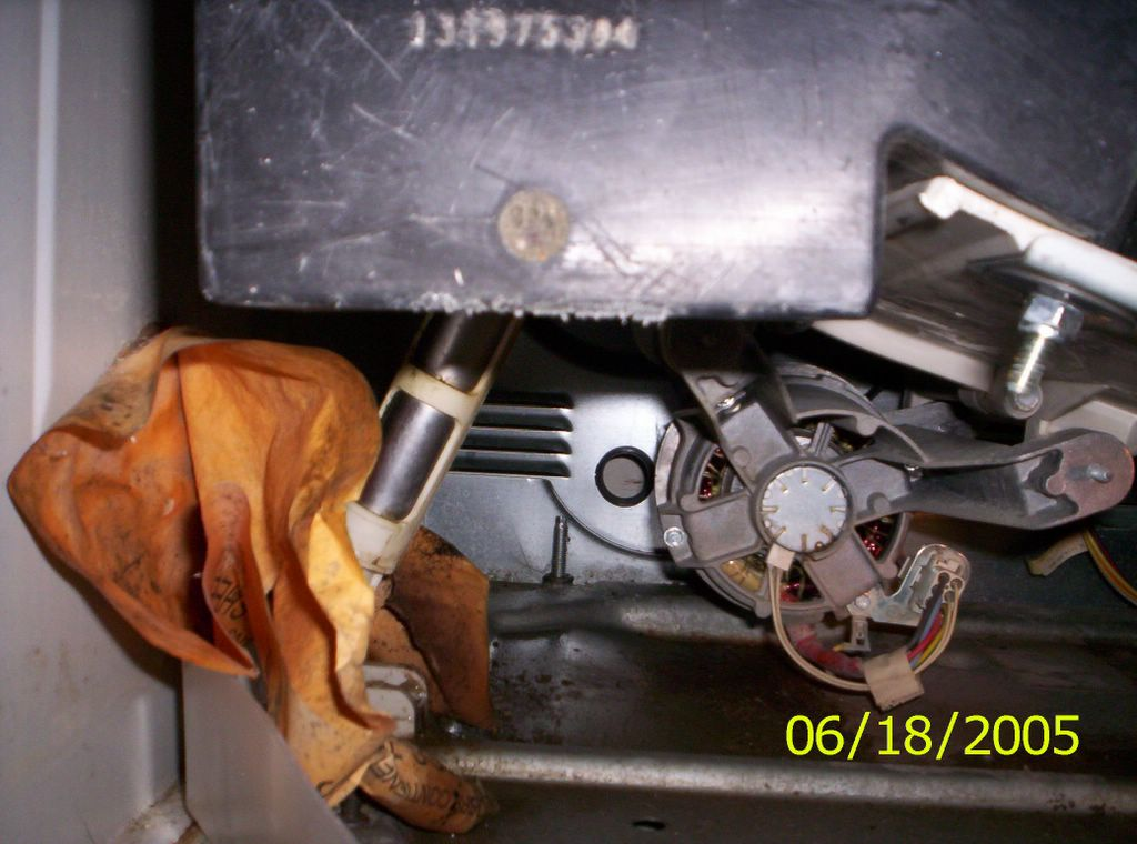 front load washing machine leaking from bottom