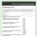 appliantologist merit exam.  click to take it.