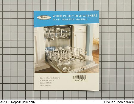 whirlpool dishwasher diy repair manual-- click it to git it