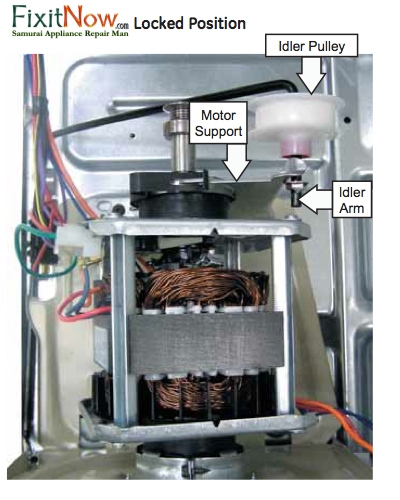 Ge Dryer Motor Wiring Diagram